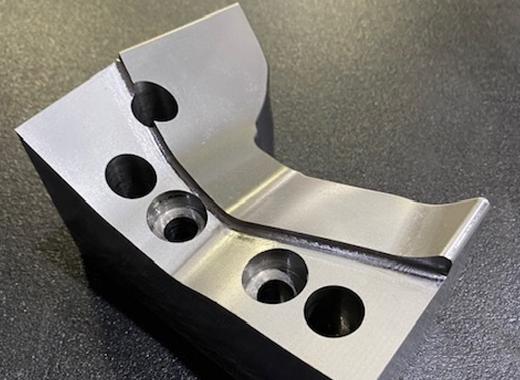 三次元加工 金型まるごと加工 プレス金型