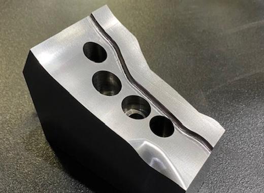 三次元加工 金型まるごと加工 プレス金型切刃