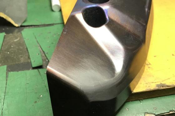 冷間プレス金型焼き入れ部品加工 画像2