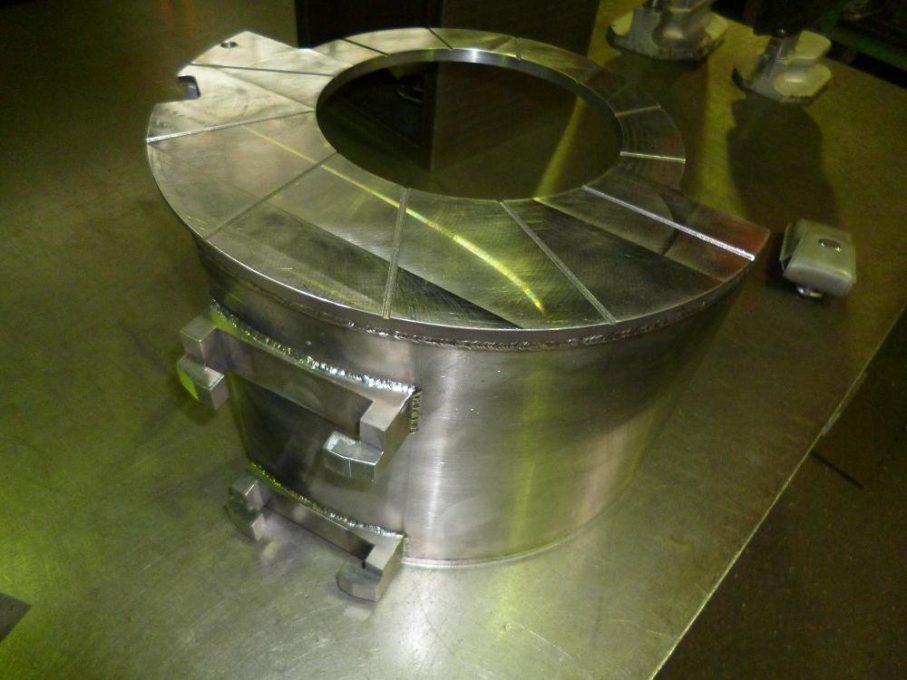 製缶機械加工