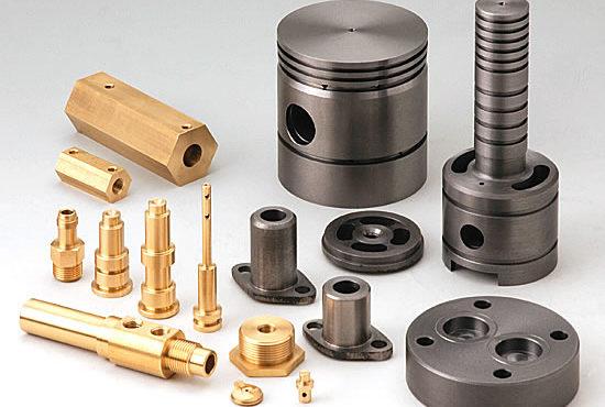 真鍮量産加工品