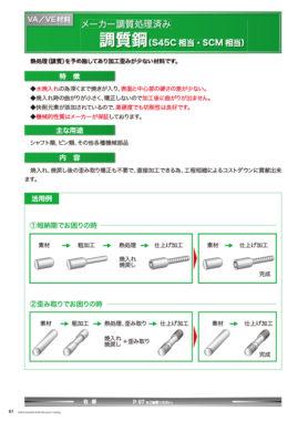 材料の改善提案 見本9