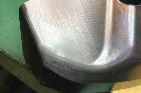 冷間プレス金型焼き入れ部品加工 画像3