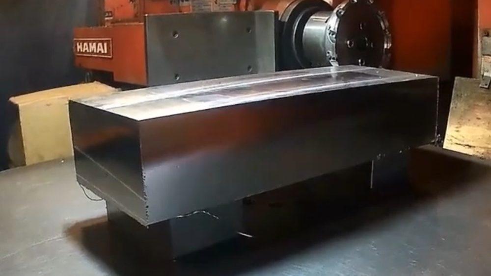 非鉄鍛造加工品の短納期省コスト化
